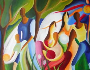 Unity by Nelum Walpola
